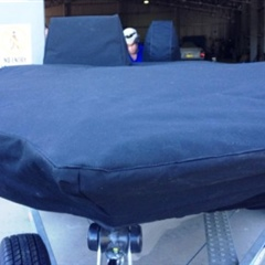 Boat cover 4
